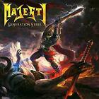 MAJESTY - GENERATION STEEL USED - VERY GOOD CD