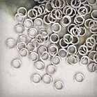 7 Colors New Iron Round Open Jump Rings 500g1000g 9 Sizes Assorted