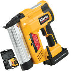 Clarke CONSN18LiC 18V Li-Ion Contractor Stapler/Nailer With 1x2.0Ah Battery  (Re