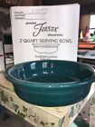 Fiesta EXTRA LARGE SERVING BOWL 2 (two) Qt- 10 3/4