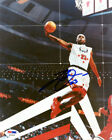 LeBron James Autographed Signed 8x10 Photo Signed in High School PSA DNA #Q06948