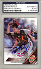 Buster Posey Autographed Signed 2016 Topps Opening Day Card Giants PSA #83963066