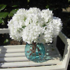 Decoration Garden Wedding Single Silk Flowers Craft Centerpiece Bridal Hydrangea