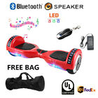 Bluetooth Speaker Hoverboard 65 Self Balancing Electric Scooter UL2272
