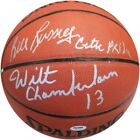 Wilt Chamberlain Cards and Autographed Memorabilia Guide 37