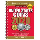 Whitmans Official Red Book Guide of United States Coins 2020 Spiral