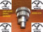 Harley 45 4 Front Exhaust Cam Gear 37 73 Solo Servi car
