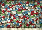 Quilting Treasures Packed Penguins Mini Print 100 Cotton Quilt Fabric BTY