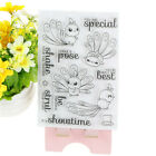 Peacock Clear Silicone Rubber Stamps for DIY Scrapbooking photo Album Decor