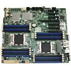 Supermicro X9DRH 7TF Dual Socket XEON LGA2011 Extended ATX Server Motherboard