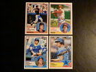Dale Murphy 1983 Topps #401 Autograph All-Star Braves Signed Vintage '80s Auto