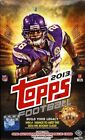 2013 TOPPS FOOTBALL HOBBY BOX NEW FACTORY SEALED 1 AUTOGRAPH OR RELIC PER BOX