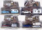 HITCH  TOW SERIES 6 SET OF 4 CONCESSION TRAILER BOAT W TRAILER AIRSTREAM 16