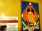 Warren Spahn Cards, Rookie Cards and Autographed Memorabilia Guide 33