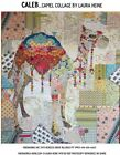 Caleb the Camel Collage Wall Hanging Quilt Pattern by Fiberworks