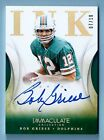 BOB GRIESE 2014 PANINI IMMACULATE INK SIGNATURE AUTOGRAPH AUTO 10