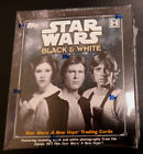 2018 Topps Star Wars a New Hope Black White Factory sealed Hobby Box