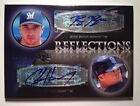 2007 UD Exquisite Ryan Braun Chase Headley DUAL AUTO SIGNATURE ROOKIE RC 20 40