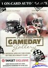 5-2014 Press Pass Gameday Gallery Football Factory Sealed Retail Box+5 AUTOGRAPH