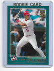 Albert Pujols 2001 Topps Traded Rookie Card #t247