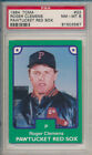 Roger Clemens Pawtucket Red Sox 1984 TCMA #22 Rookie Card rC PSA 8 NM-MT QTY