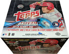Topps 2018 Baseball Series 1 Factory Sealed HTA Jumbo Hobby Box