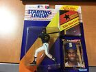 Ken Griffey Jr. Seattle Mariners 1992 Kenner SLU Starting Line Up Figure IP A