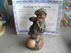 """Tom Clark Figurine Cairn Andrew Golf Gnome Ed 73 with Box and COA 6"""" Tall"""
