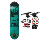 Element Skateboard Complete Nyjah Courage 775