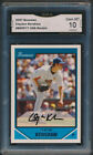 Clayton Kershaw Signs Exclusive Autograph Deal with Topps 5