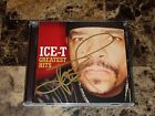 Ice-T Rare Autographed Signed Greatest Hits CD Body Count Hip Hop Rap Legend COA