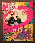 New Kids On The Block Sticker Album Diamond 1990 86 stickers included NKOTB