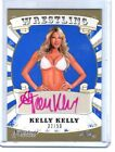 Kelly Kelly Card and Memorabilia Guide 8