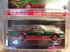 HOT WHEELS 2017 RLC HOLIDAY CLUB EXCLUSIVE TV BATMOBILE 284 6000 RED LINE NEW