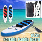 105ft Pump Surfboard Surf Stand Up Paddle Inflatable Boards Surfing Body Board