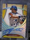 2017 Five Star Jeff Bagwell Gold Parallel Auto # 05 10 Astros Autograph Card WR