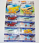 HOT WHEELS 2018 50th ANNIV CAR CULTURE CARGO CARRIERS FACTORY SEALED CASE OF 10