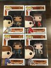 FUNKO POP GOONIES SET OF ALL 4 BOYS VAULTED MOUTH DATA MIKEY CHUNK