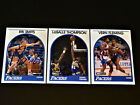 LaSalle Thompson 1989 Hoops #281 Autograph 1989-90 Indiana Pacers Signed Auto
