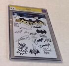 BATMAN #0 CGC 9.8 - Signature series - 17 + sketches ONE OF A KIND ! - RARE !