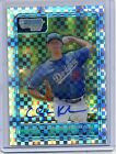 2006 Bowman Chrome Xfractor Clayton Kershaw ROOKIE RC AUTO 070 225 #DP84 Dodgers