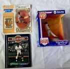 Willie Mays Starting Lineup Stadium Cooperstown Book San Francisco Giants NEW
