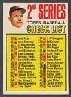 Comprehensive Guide to 1960s Mickey Mantle Cards 174