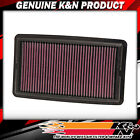 K&N Filters Fits 2014-2016 Acura MDX Hi-Flow Air Intake Filter