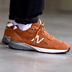 New Balance M990 JP4 Sneakers Orange Size 7 8 9 10 11 Mens Shoes New