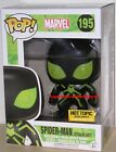 FUNKO POP 2016 Marvel SPIDERMAN #195 STEALTH SUIT HOT TOPIC Exclusive IN STOCK