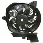 A C Condenser Fan Assembly For 2003 2006 Hyundai Santa Fe 24L 27L Engine