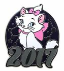 2017 Disney Parks Mystery Collection Marie Pin