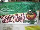 NHRA diecast Whit Bazmore 1 16th top fuel funny car RAT FINK