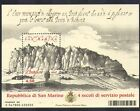 San Marino 2007 Postal Services/Post/Mail/Art/Drawings/Courier 1v m/s (n37632)